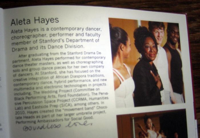 Aleta Hayes