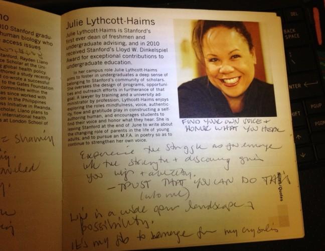 TEDxStanford: Julie Lythcott-Haims