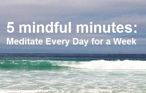 Coach.me - meditate every day for a week