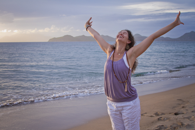 Kim Nicol - meditation and mindfulness coaching