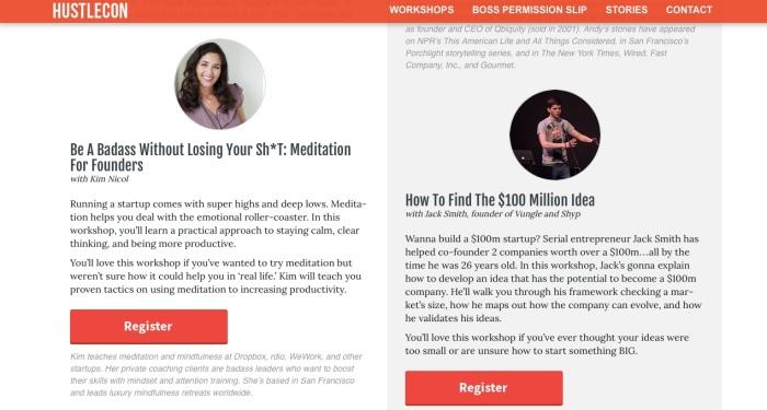 Mindfulness for Hustlers – Kim Nicol